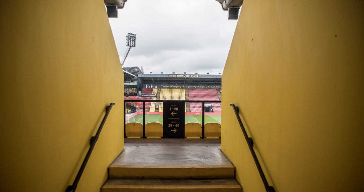 A Day At Vicarage Road: Fan Report